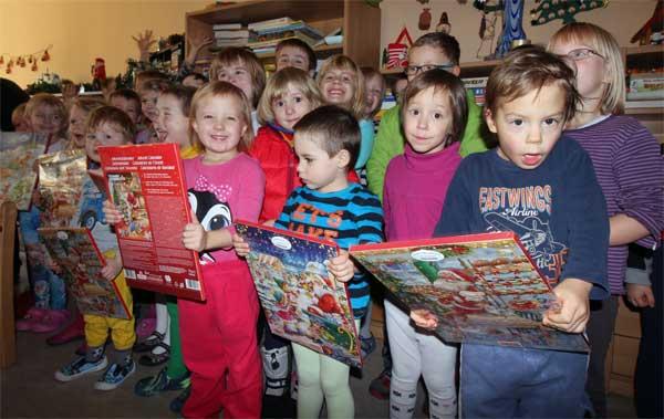 Adventskalender für Falkensteiner Kindergarten