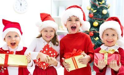 Weihnachtsaktion für Kinder