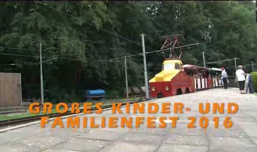 Impressionen vom Kinderfest 2016
