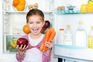 Wie kommt die Kälte in den Kühlschrank